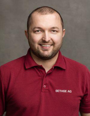 Bethge Anton Udovcic