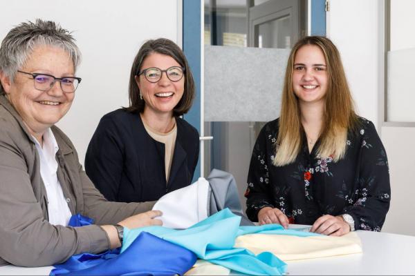Frauen in der Textilindustrie
